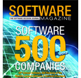 Software Magazine 500 companies