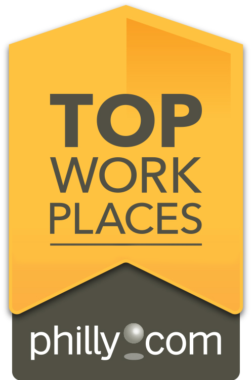 Philly.com best places to work award